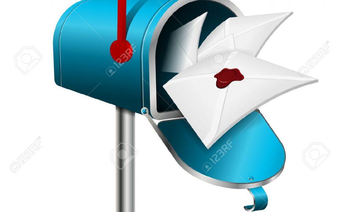 AVVISO IMPORTANTE: nuovo indirizzo mail